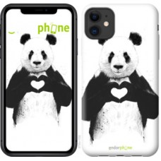 Чехол на iPhone 11 All you need is love 2732t-1722
