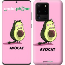 Чехол на Samsung Galaxy S20 Ultra Avocat 4270u-1831
