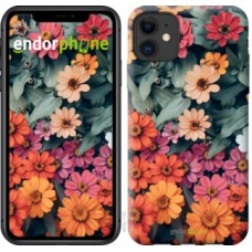 Чехол на iPhone 11 Beauty flowers 4050t-1722