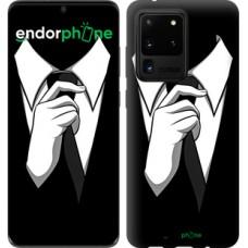 Чехол на Samsung Galaxy S20 Ultra Галстук 2975u-1831